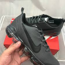 nike air max 2019 leather black charcoal gray men s running shoes nike st005354 withthe com