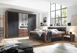 Schlafzimmer In Schlamm Schwarz Eiche Dekor Kaufen Bei