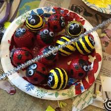 Golf Ball Decorations Golf Ball Ladybugs Craft Is Super Cute Easy Diy To Try Ball 28