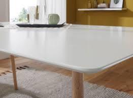 Esszimmertisch Mit 4 Stühlen Holz Weiß Esstisch Set 160cm