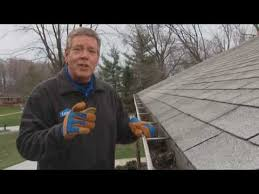 how to clean rain gutters and downspouts cleaning out gutters11