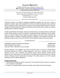 Document Control Specialist Cover Letter Perfect Resume Format