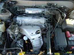 1996 Toyota Camry XLE Sedan Engine Photos | GTCarLot.com