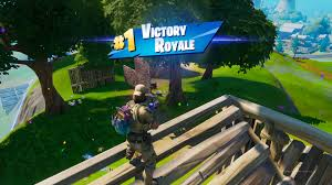 Fortnite Chapter 2 Victory Royale Wallpaper