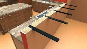corbels countertop brackets home depot decorative support for granite