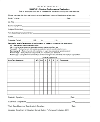 Job Evaluation Template Oral Presentation Evaluation Form Student Performance Template – mklaw