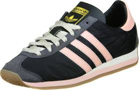 adidas shoes pink and black. women adidas black pink running shoes country og and c
