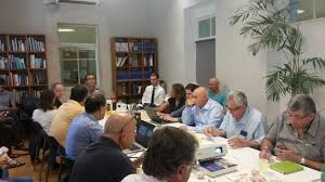 the water energy nexus project held national round table events in ram jerum and amman during may and june