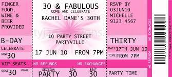 Concert Invite Template Concert Ticket Invitations Template Free Concert Ticket
