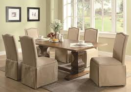 Living Room And Dining Room Sets Coaster Parkins Dining Table With Shaped Double Pedestals