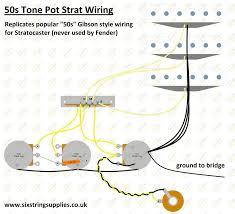 50s strat wiring diagram six string Strat Wiring Diagram Bridge Tone Fender Super Switch Wiring Diagram