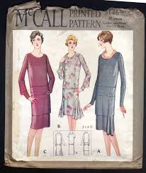 1920 Dress Patterns Magnificent Decoration