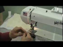 ▷ Bailey's Home Quilting Machine Basics 1 - YouTube | Sewing and ... & Bailey's Home Quilting Machine Basics 1 - YouTube Adamdwight.com