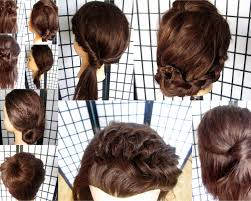 Self Hair Style 10 quick & easy back to school hairstyles youtube 2786 by wearticles.com