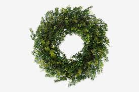 the wreath depot arbor artificial boxwood 22 inch wreath