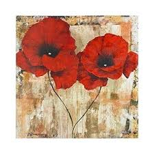 canvas adorable abstract oil painting square framed red poppy wall art adorable vintage classic design home  on wall art red with wall art adorable red poppy wall art galleries poppy canvas wall