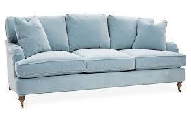 one kings lane brooke 3 seat sofa