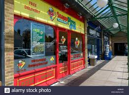 Snappy Design Signs Snappy Tomato Pizza Take Away Dorcester Dorset England