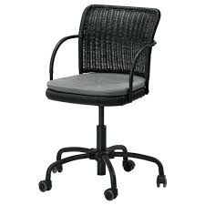 ikea swivel office chair. Ikea Desk And Chair Swivel Black Gray Nail Station Chairs 6 Hack Office K