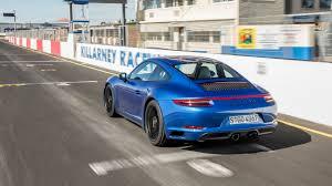 Porsche 911 Carrera 4 GTS (2017) review by CAR Magazine