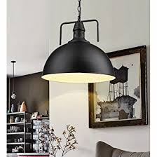 antique industrial pendant lights white. Get Quotations · WinSoon 30cm Industrial Metal Pendant Light Antique Style Lampshades Fit For Edison Bulb Kitchen Lights Fixtures White