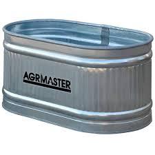 agrimaster galvanized stock tank