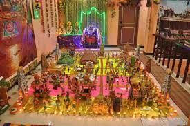 Golu Decoration Tips Purohits Cooks Navarathiri Golu Photos 2015 Part 3