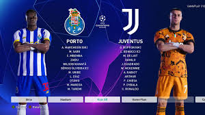 PES 2021 - Porto vs Juventus - UEFA Champions League UCL - Gameplay PC -  C.Ronaldo vs Porto - YouTube