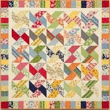81 best Miss Rosie QUILT Co images on Pinterest   Cottage gardens ... & State Fair Quilt Pattern- Schnibbles from Carrie Nelson at Miss Rosie's  Quilt Co. Carrie Adamdwight.com