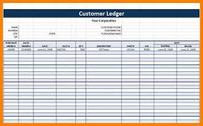 the general ledger of a business 7 free printable general ledger template points of origins