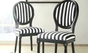 black and white striped chairs set of 2 chair outdoor cushions australia stripe