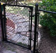 pvc coated chain link fence attractive sport