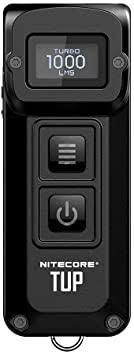 Nitecore TUP 1000 Lumen RCHRGBL Keychain ... - Amazon.com
