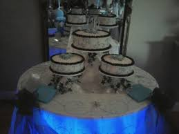 5 Tier Walmart Wedding Cake For 135 And Photos