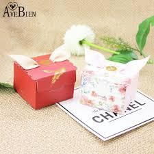 <b>AVEBIEN</b> Creative Pattern Paper <b>Candy Box</b> Wedding Favors And ...