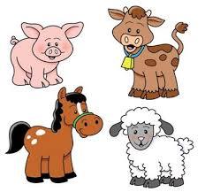 domestic animals clipart.  Domestic Cute Farm Animals Clipart  Google Search And Domestic Animals Clipart
