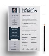 55premium Free Psd Cv Resumes For Creative People To Get The Best