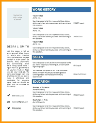 Resume Outline Word Cool Download Resume Templates Word Impressive R Marvelous Free Resume
