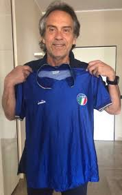 HellasLive Aiutiamo il piccolo Paolo! All'asta la maglia dell'Italia 1986 di  Antonio Di Gennaro - HellasLive
