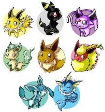 Zorua Evolution Chart Eevee Evolution Chart By Chibitigre On Deviantart Pokemon