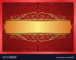 red and gold backgrounds. Exellent Red Red And Gold Background Vector Image To And Gold Backgrounds VectorStock