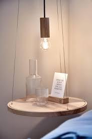 Nachttisch Hängend Interior Design Schlafzimmer