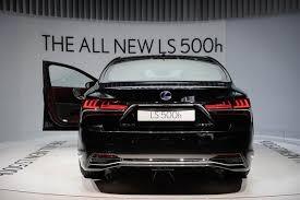 2018 lexus 600h. exellent 2018 2018 lexus ls 500h geneva auto show featured image large thumb3 to lexus 600h s