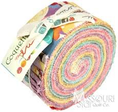 Coquette Jelly Roll from Missouri Star Quilt Co | Quilts I'd like ... & Coquette Jelly Roll from Missouri Star Quilt Co Adamdwight.com