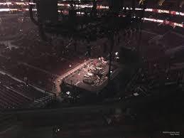 Wells Fargo Center Section 216a Concert Seating