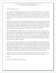 Nursing Cover Letters Cool Nursing Cover Letter Format Theunificationletters