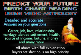 Do Vedic Astrology Reading Of Your Birth Chart By Astro_universe