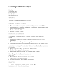 Example Resume Summary Writing A Resume Summary Fungramco 97
