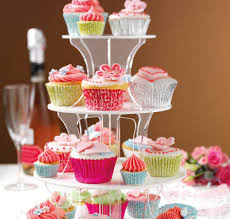 Cupcake Wedding Cake Baking Mad