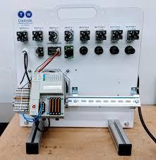 Allen Bradley Motor Starter Size Chart Allen Bradley Controllogix Compactlogix Plc Trainer
